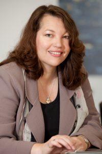 Yolande Barnes AoU Head of World Research, Savills