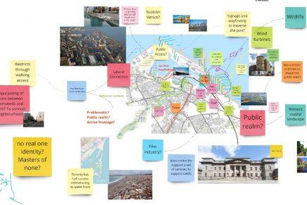 Edinburgh's Relationship with the Sea Design Sprint